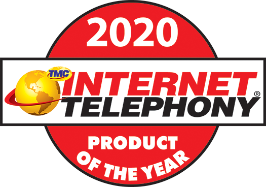 Exciting Announcement: 2020 Telephony Product of the YEAR!