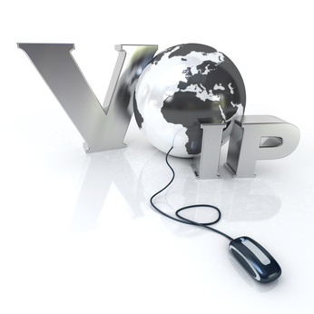 hosted vs voip
